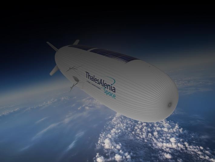 Successful design and testing for the Stratobus airship's Gondola Mobility System