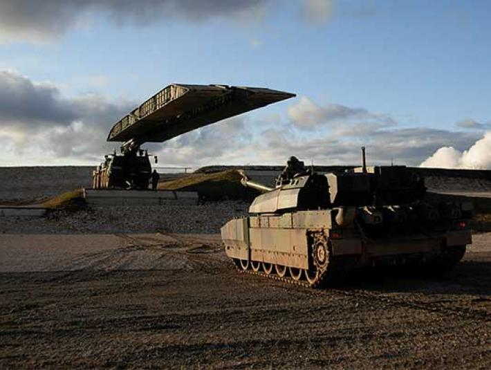 Enhanced operational performance for French Army's SPRAT bridging systems
