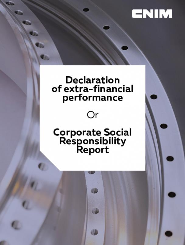 Declaration of extra-financial performance Or Corporate Social Responsibility Report 2019