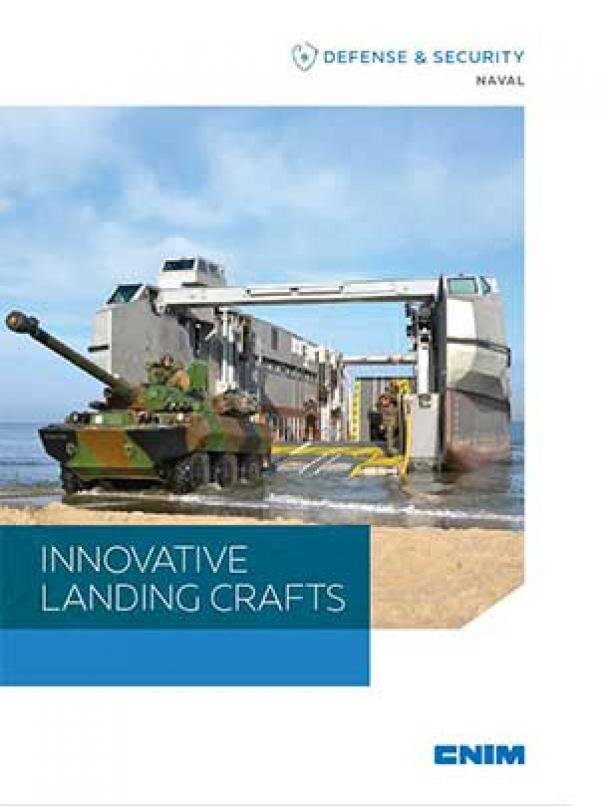 Innovative Landing Crafts