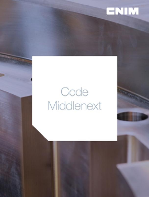 Code Middlenext (French only)