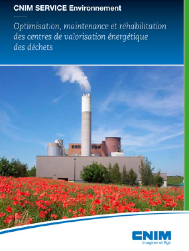 Optimization, maintenance and revamping of Waste-to-Energy plants